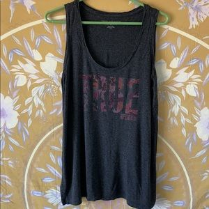 True Religion Graphic Tank